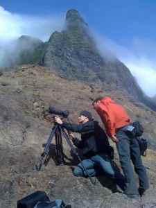 Film Making - Robinson Crusoe
